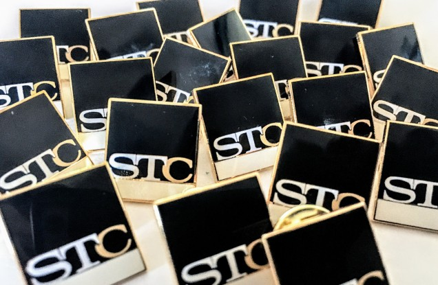 STC membership pins